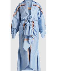 Johanna Ortiz - Cocoa Beach Shirt Dress - Lyst