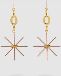 Erickson Beamon - Starstruck Earrings - Lyst