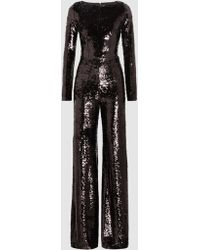 Safiyaa - Payette Sequinned Jumpsuit - Lyst