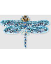 Vivetta - Tsze Tseang Dragonfly Brooch - Lyst