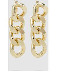 Rosantica - Fortuna Gold-tone Earrings - Lyst