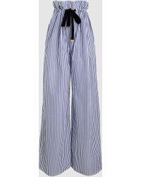 Mother Of Pearl - Lottie Wide-leg Trousers - Lyst