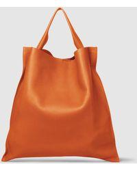 Jil Sander - Xiao Leather Bag - Lyst