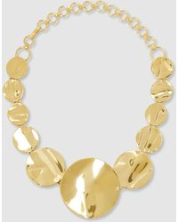 Monica Sordo - Gold-plated Cao Necklace - Lyst