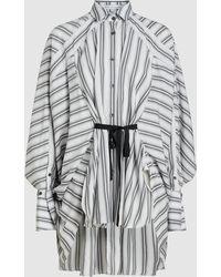 Palmer//Harding - Streep Stripe Shirt - Lyst