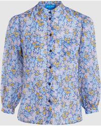 M.i.h Jeans - Lilli Long Sleeve Shirt - Lyst