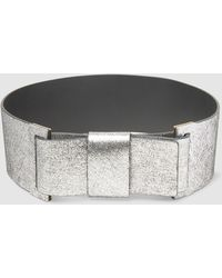 Marni - Metallic Leather Belt - Lyst