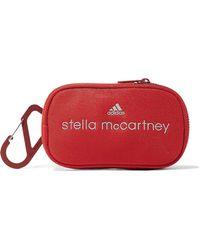 Adidas By Stella McCartney | Mesh Key Wallet | Lyst