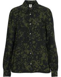 Baum und Pferdgarten - Abarrane Printed Twill Shirt - Lyst