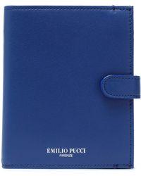 Emilio Pucci - Leather Passport Cover - Lyst