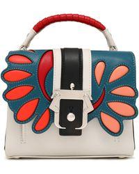 Paula Cademartori - Leather Shoulder Bag - Lyst