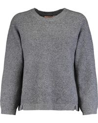 J Brand - Burlington Ribbed-knit Sweater - Lyst