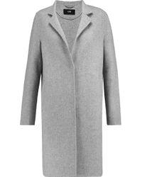 Line - Clara Wool Coat - Lyst