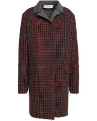 Marni - Wool-blend Tweed Coat - Lyst