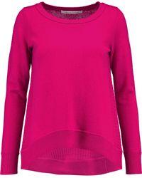 Diane von Furstenberg - Kingston Wool And Cashmere-blend Sweater - Lyst