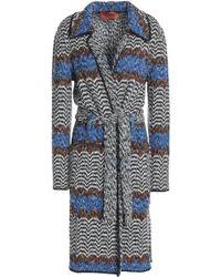 Missoni - Reversible Wool-blend Bouclé Kimono - Lyst