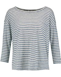 Todd Snyder - Striped Jersey T-shirt - Lyst