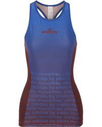 adidas By Stella McCartney - Train Miracle Printed Climalite Stretch Tank - Lyst