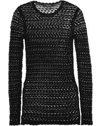Isabel Marant - Dulcie Crocheted Cotton Top - Lyst