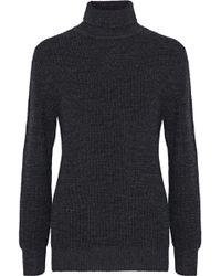 IRO - Saraje Ribbed-knit Turtleneck Sweater - Lyst