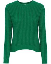 Baum und Pferdgarten - Carew Cable-knit Sweater - Lyst
