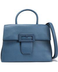 Maison Margiela - Textured-leather Shoulder Bag - Lyst