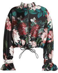 Sachin & Babi - Floral-print Faille Jacket - Lyst