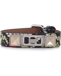 Proenza Schouler - Silver-tone Bracelet Animal Print - Lyst