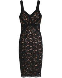 Michael Kors - Corded Lace Dress - Lyst