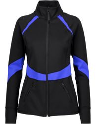 Purity Active - Two-tone Scuba Jacket - Lyst