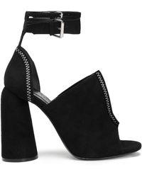 Ellery - Suede Sandals - Lyst