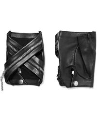Causse Gantier - Leather Gloves - Lyst