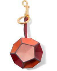 Anya Hindmarch - Leather Keychain - Lyst