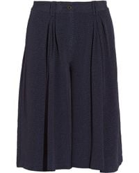 Thakoon - Addition Pleated Crepe Culottes - Lyst