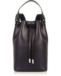 Iris & Ink - Camden Leather Backpack - Lyst