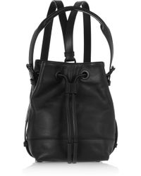Opening Ceremony - Izzy Mini Leather Backpack - Lyst