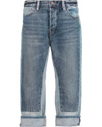 Marc By Marc Jacobs - Big Jean High-rise Panelled Jeans - Lyst