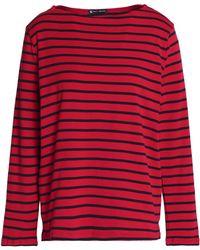 Petit Bateau - Striped Cotton Top - Lyst