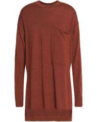 JOSEPH - Mélange Merino Wool Sweater - Lyst