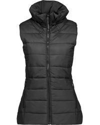 Purity Active - Quilted Shell Vest - Lyst