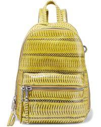 Rick Owens - Snakeskin Backpack - Lyst