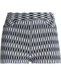 Missoni - Crochet-knit Shorts - Lyst