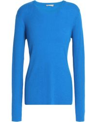 Michael Kors - Ribbed Cashmere Jumper - Lyst