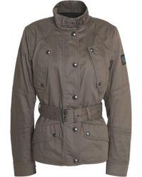 Belstaff - Casual Jackets Army Green - Lyst