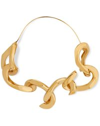 Annelise Michelson - Déchainée Gold-plated Necklace - Lyst