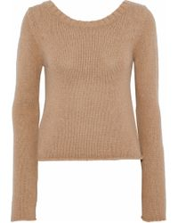10 Crosby Derek Lam - Cable-knit Wool And Cashmere-blend Sweater - Lyst
