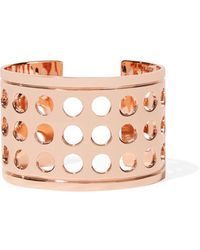 Arme De L'Amour   - Rose Gold-plated Cuff   Lyst