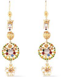 Dolce   Gabbana - Woman Gold-tone e882e3a67d4