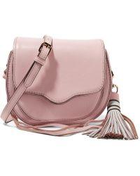 Rebecca Minkoff - Mini Sydney Leather Shoulder Bag - Lyst