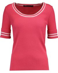 Marc By Marc Jacobs - Ribbed Wool-blend Sweater - Lyst